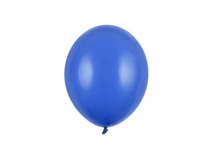 Set 100 Baloane Albastre Pastel - 23 cm [0]