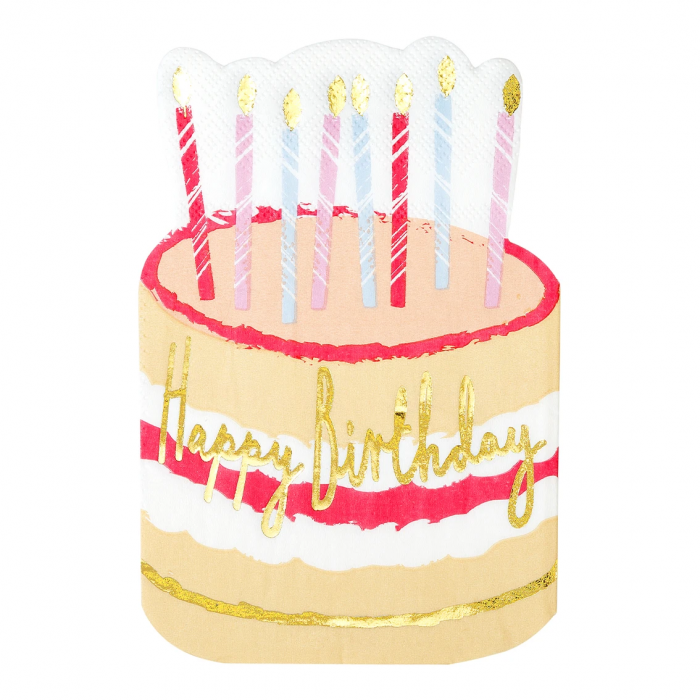 Set 12 Servetele Tort [0]
