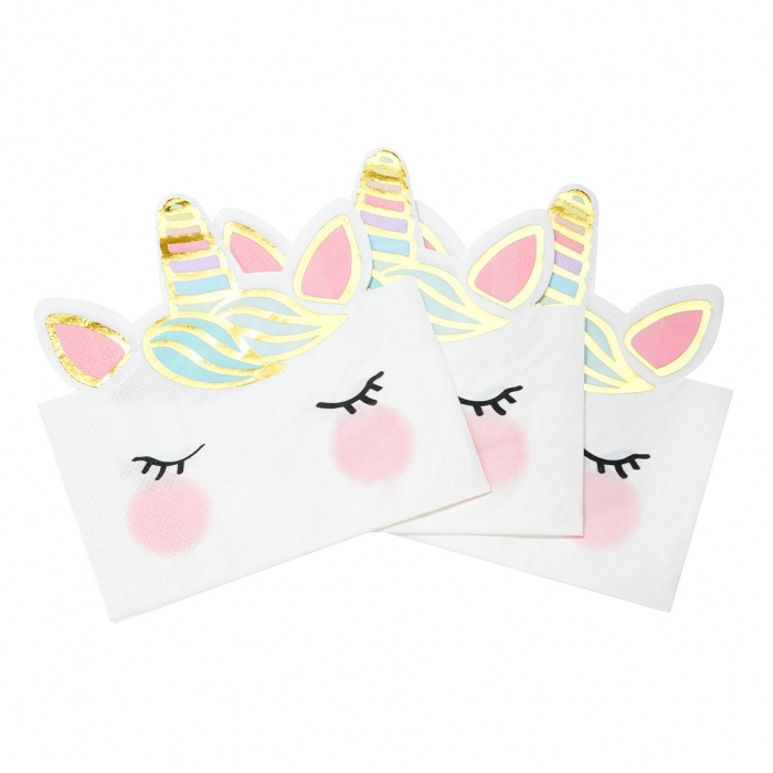 Set 12 Servetele Unicorn [1]