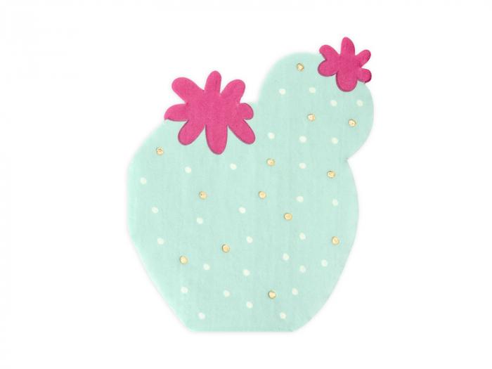Set 20 Servetele Cactus 0