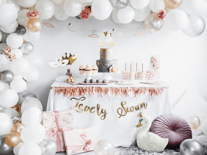 Set 20 Servetele Lovely Swan 5