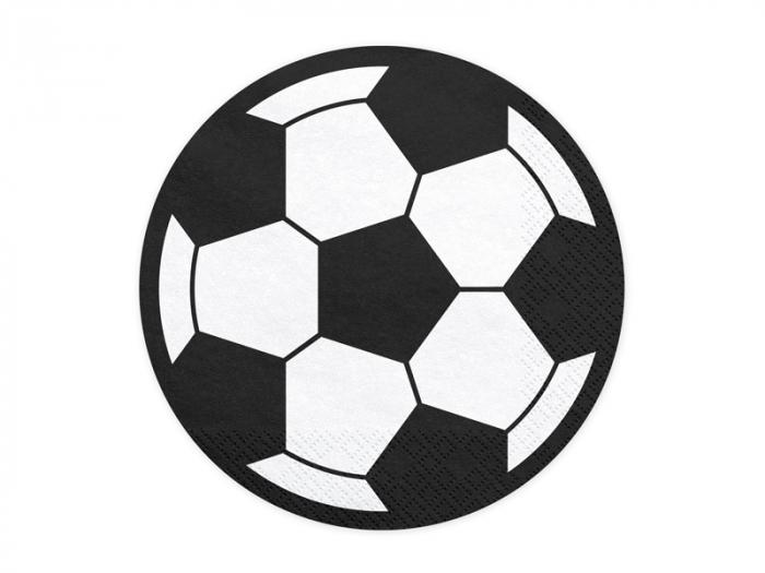 Set 20 Servetele Minge Fotbal [0]