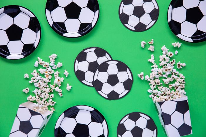 Set 20 Servetele Minge Fotbal [1]