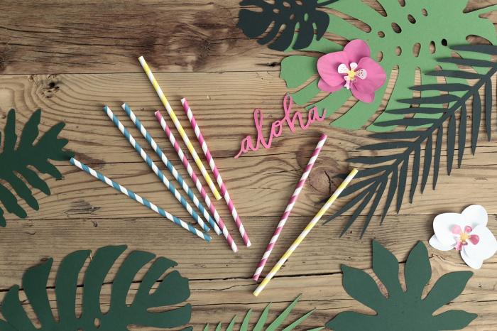 Set 21 Decoratiuni Frunze - Aloha [2]