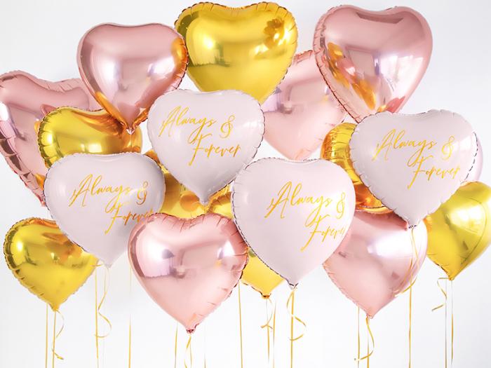 Set 6 Baloane Aniversare 10 ani - 30 cm 6