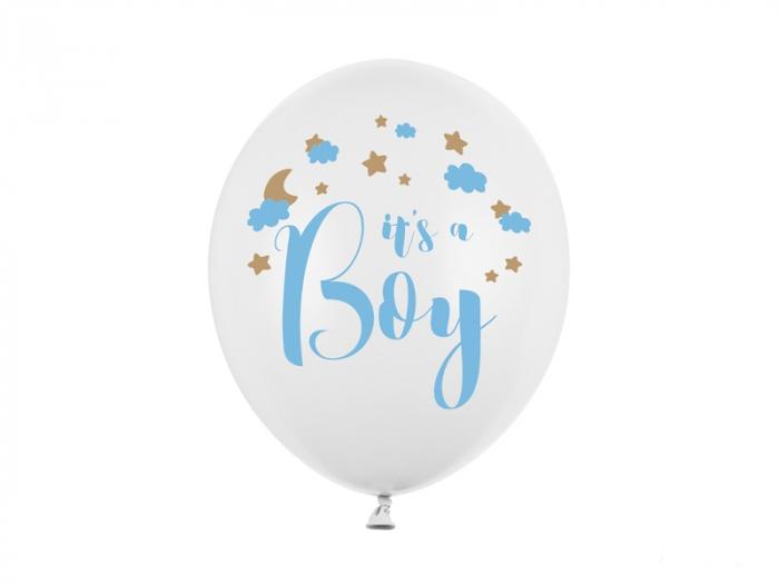 Set 6 Baloane It's a Boy -  30 cm [0]