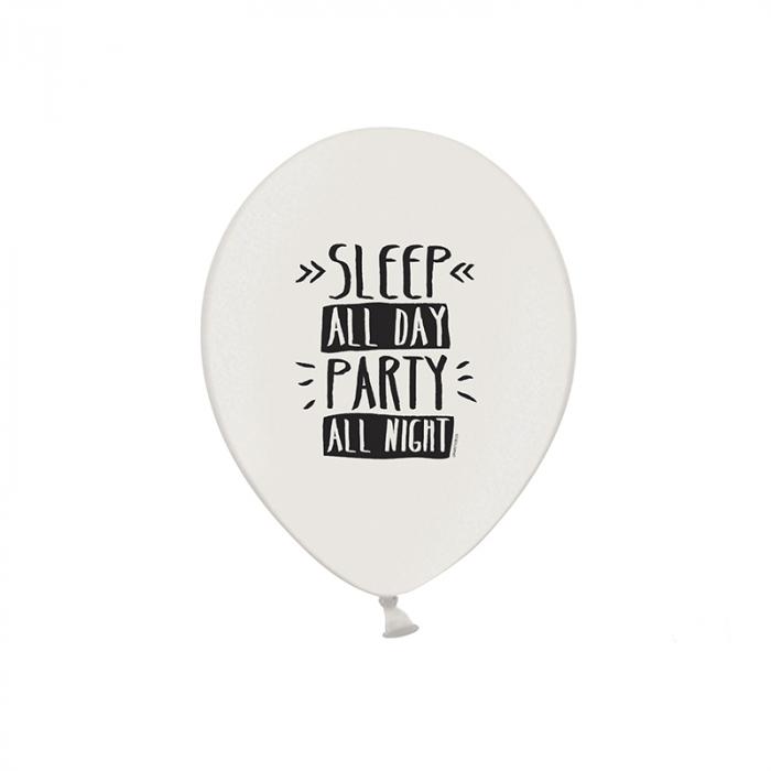 Set 6 Baloane Party - 30 cm 5