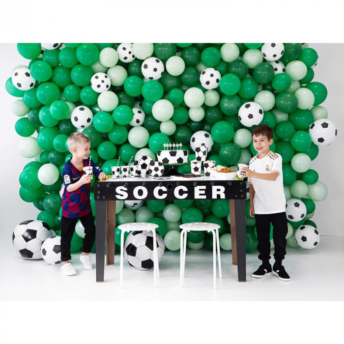 Set 6 Farfurii Fotbal, 18 cm 2