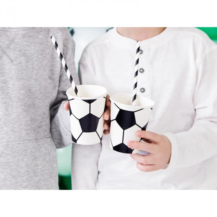 Set 6 Pahare Fotbal, 220 ml 1