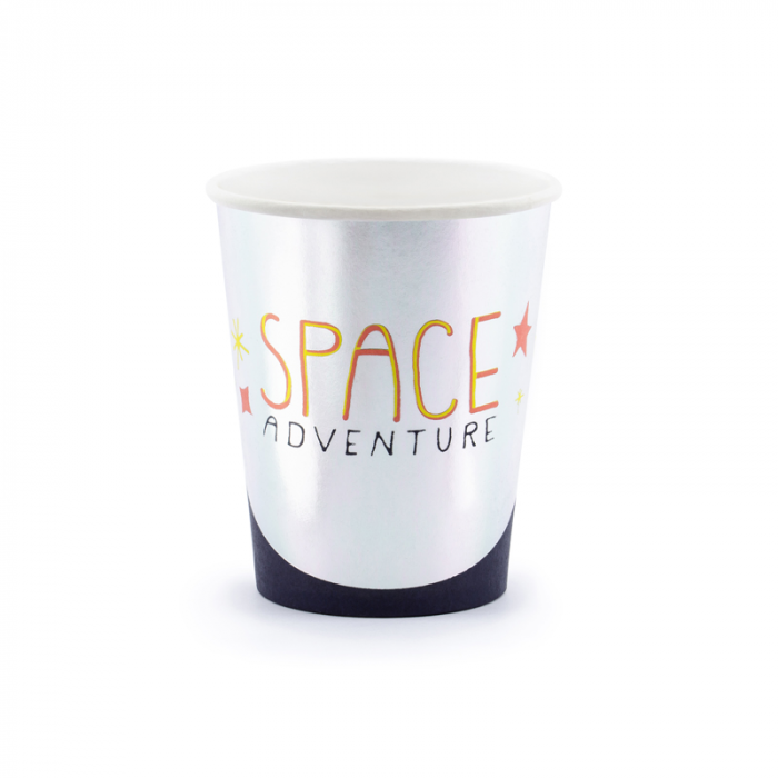 Set 6 Pahare Space Party, 200 ml 0