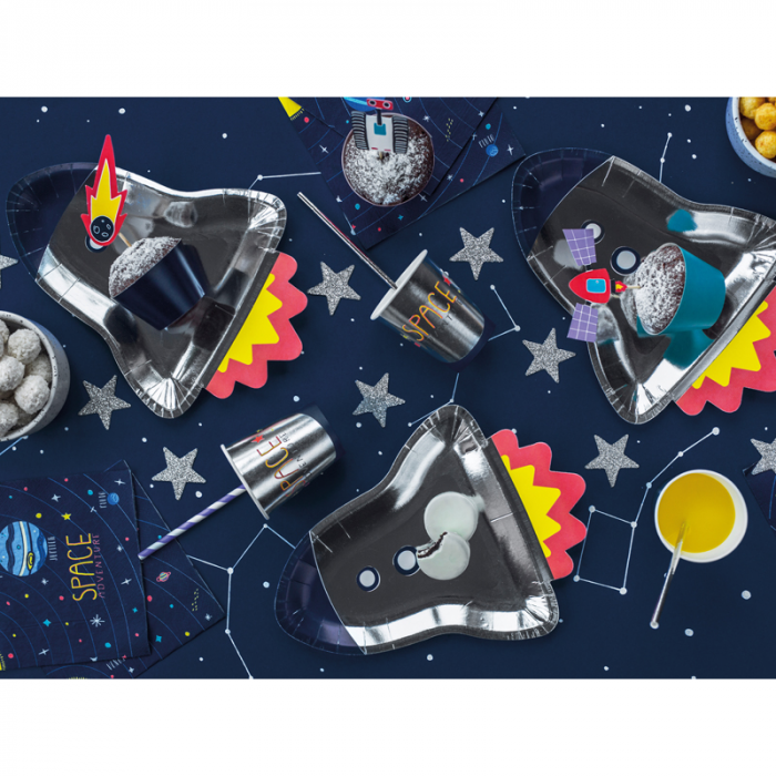 Set 6 Pahare Space Party, 200 ml 2