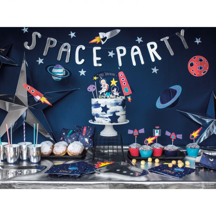 Set 6 Pahare Space Party, 200 ml 3