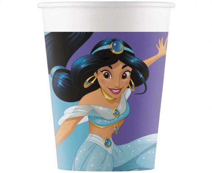 Set 8 Pahare Jasmine, 200 ml [0]