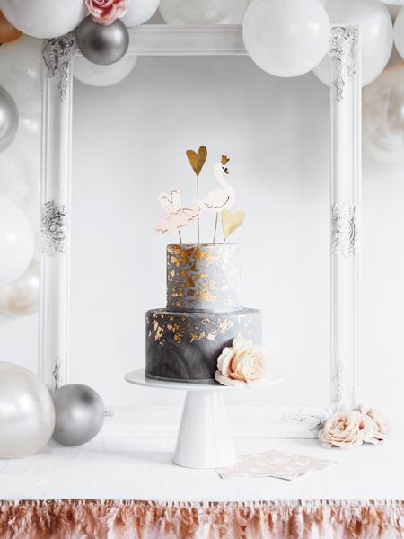 Set Decoratiune - Lovely Swan 3