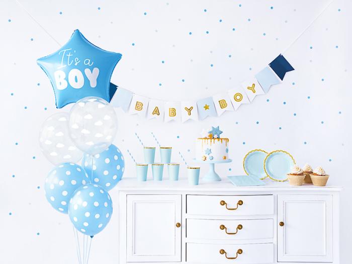 Set Decoratiuni Petreceri - It's a boy [0]