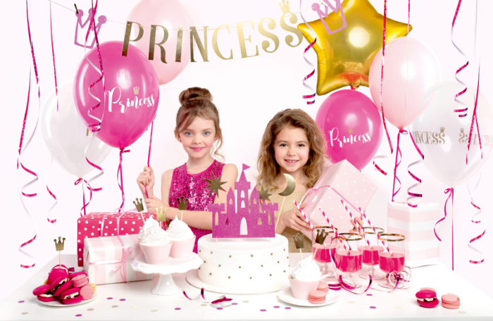Set Decoratiuni Petreceri - Princess 0
