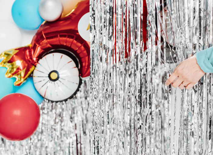 Balon Folie Masinuta - 93 cm [4]