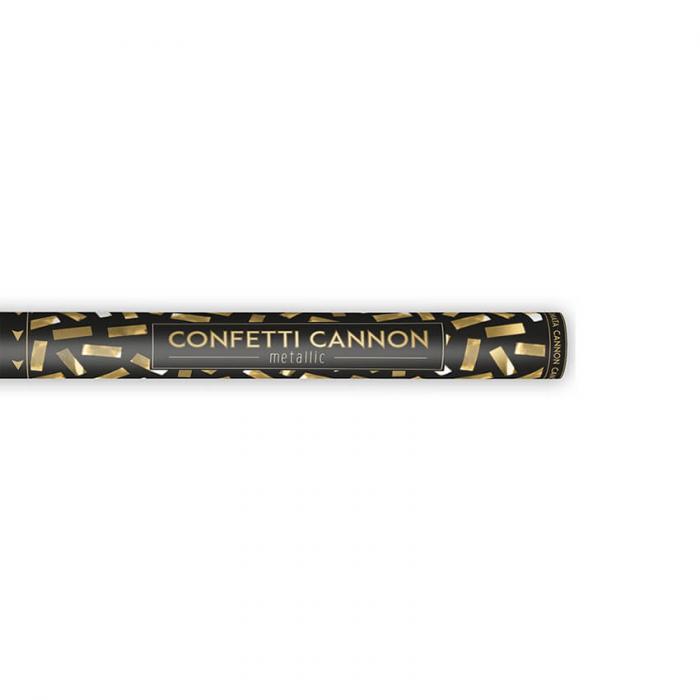 Tun Confetti Aurii 60 cm [1]