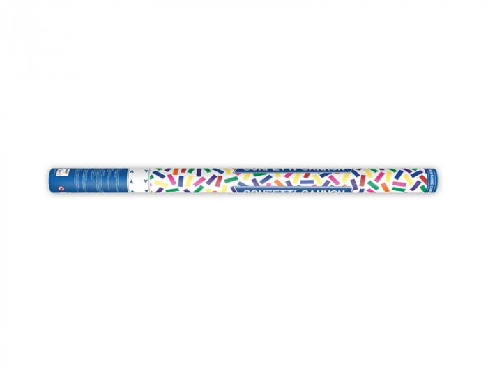 Tun confetti multicolor, 80 cm 1