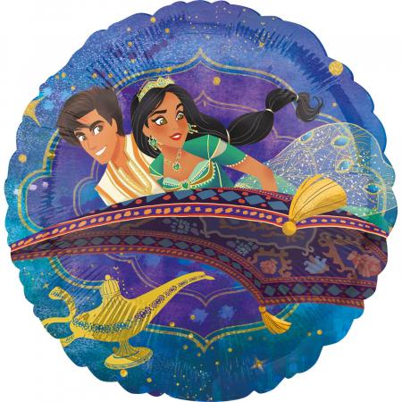 Balon Folie Aladdin - 45 cm0