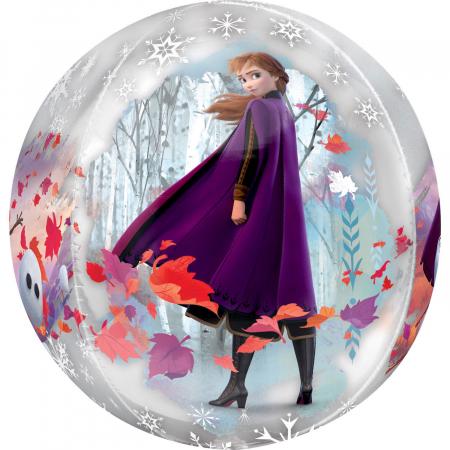 Balon Folie Orbz Frozen - 38x40 cm3