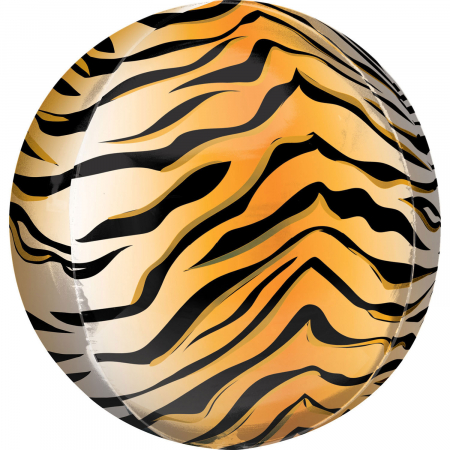 Balon Folie Orbz, Print Tigru - 41 cm [0]