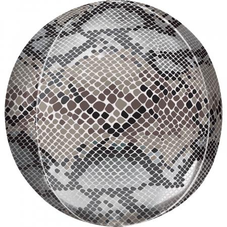 Balon Folie Orbz, Print Sarpe - 41 cm [0]