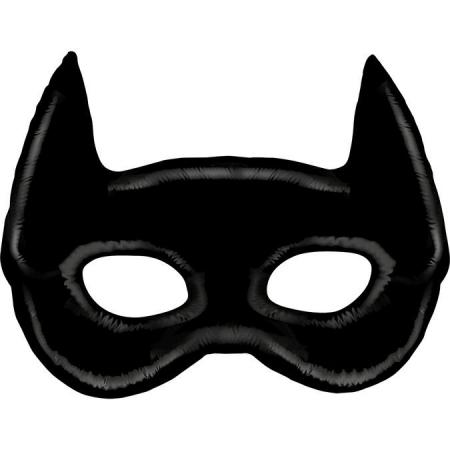 Balon Folie Masca Batman - 114 cm