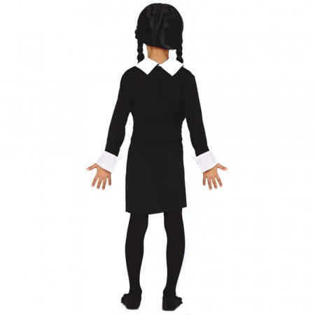 Costum Wednesday Familia Addams 7 - 9 ani [1]