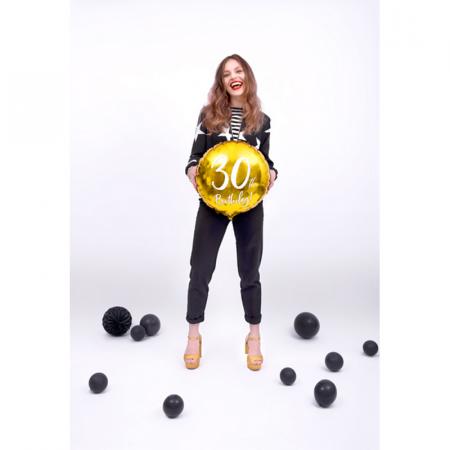 Balon Folie 30 ani - 45 cm5