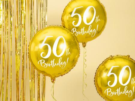 Balon Folie 50 ani - 45 cm6