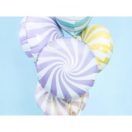 Balon Folie Acadea, Mov - 45 cm [1]