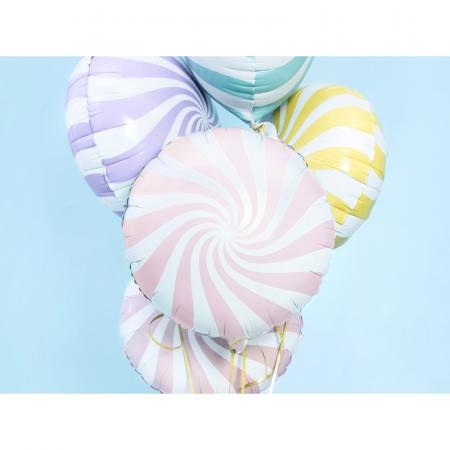 Balon Folie Acadea, Roz - 45 cm [1]