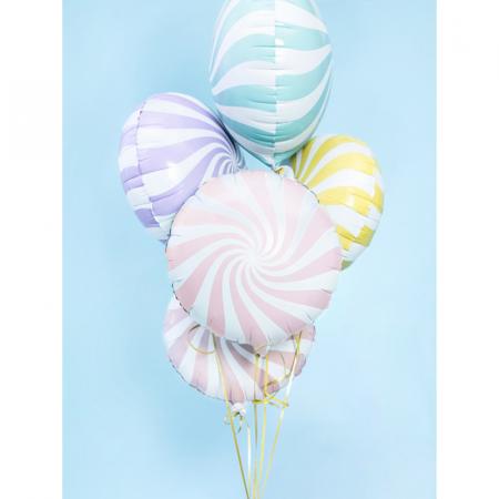 Balon Folie Acadea, Roz - 45 cm [2]
