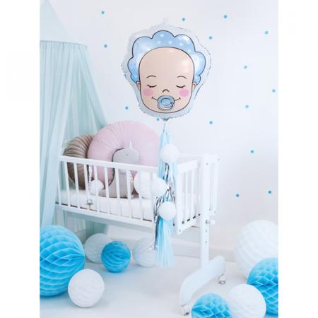 Balon Folie Baby Boy - 40x45 cm [4]