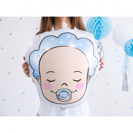 Balon Folie Baby Boy - 40x45 cm [1]