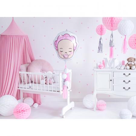 Balon Folie Baby Girl, 40x45cm2