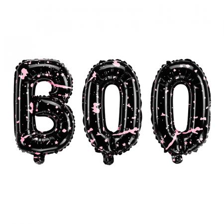 Balon Folie BOO - 65x35 cm [0]
