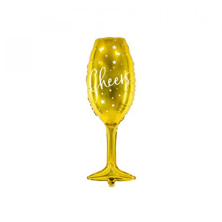 Balon Folie Cupa Sampanie - 28x80 cm [0]