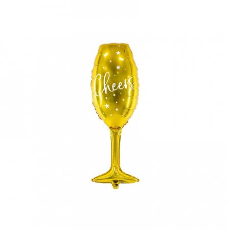 Balon Folie Cupa Sampanie - 28x80 cm [3]