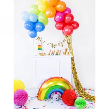 Balon Folie Curcubeu - 73 x 45 cm [2]