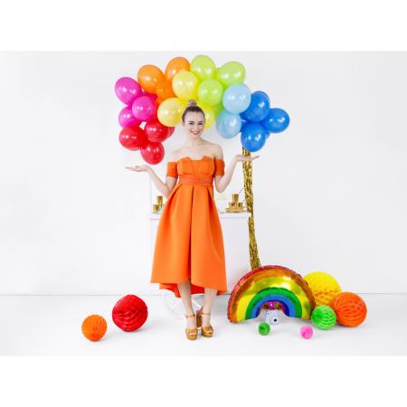 Balon Folie Curcubeu - 73 x 45 cm [3]