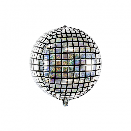 Balon Folie Disco Ball - 40 cm0