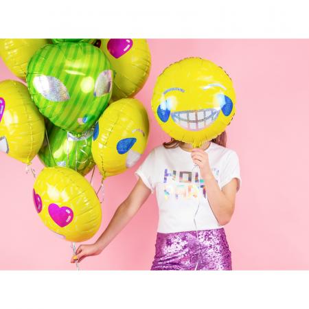 Balon Folie Emoji Smile - 45 cm [1]