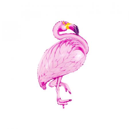 Balon Folie Flamingo - 70x121 cm0