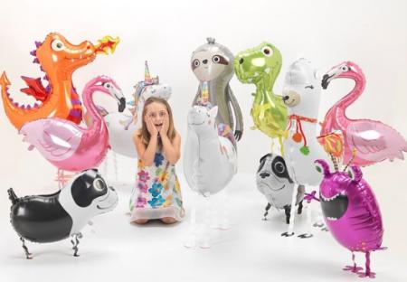 Balon Folie Flamingo - 99 cm [4]