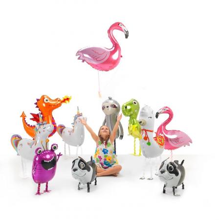 Balon Folie Flamingo - 99 cm [2]