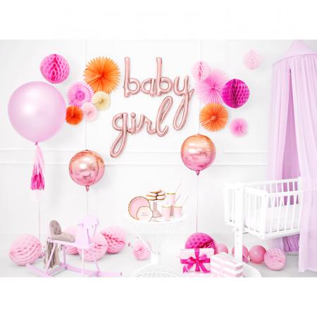 Balon Folie Girl, Roz - 77x70 cm2