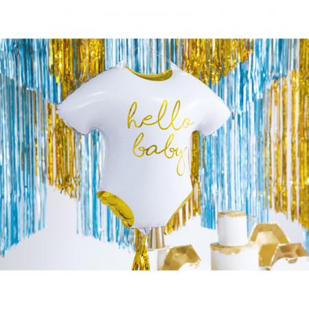 Balon Folie Hello Baby - 51x45 cm1