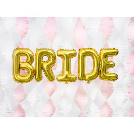 Balon Folie Litera B Auriu, 35 cm2